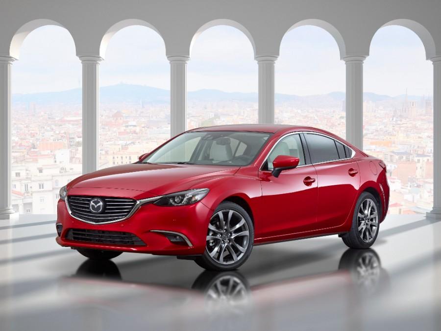 Mazda 6 седан, 2015–2016, 3 поколение [рестайлинг] - отзывы, фото и характеристики на Car.ru