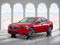 Mazda 6, 3 поколение [рестайлинг], Седан, 2015–2016