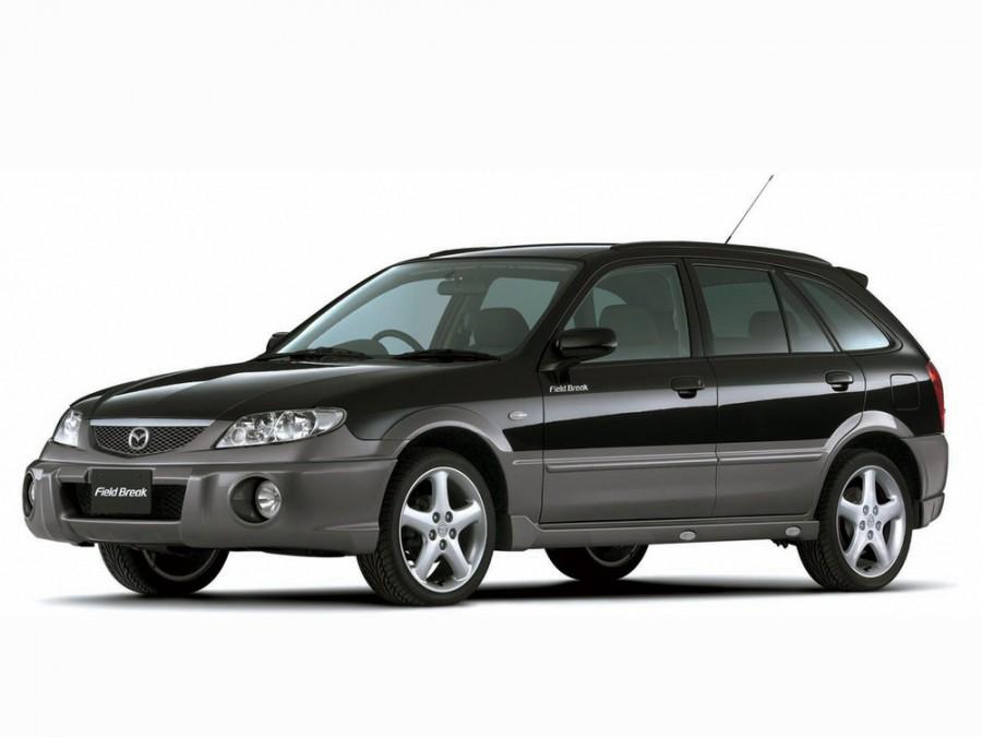 Mazda Familia Field Break хетчбэк 5-дв., 2000–2003, 9 поколение [рестайлинг] - отзывы, фото и характеристики на Car.ru