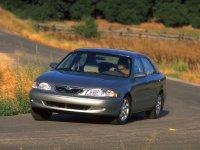 Mazda 626, GF, Us-spec. седан 4-дв., 1997–1999