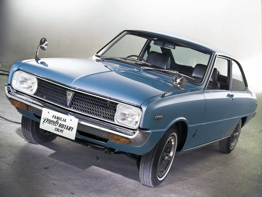 Mazda Familia Presto Rotary купе 2-дв., 2 поколение - отзывы, фото и характеристики на Car.ru