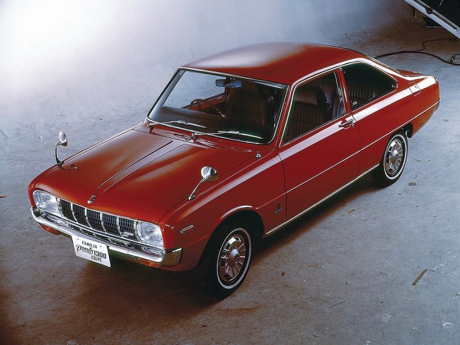 Mazda Familia Presto купе 2-дв., 2 поколение - отзывы, фото и характеристики на Car.ru