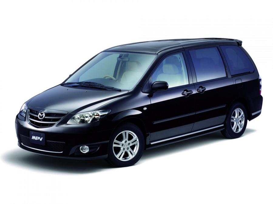 Mazda MPV JP-spec минивэн 5-дв., 2003–2006, 2 поколение [рестайлинг] - отзывы, фото и характеристики на Car.ru