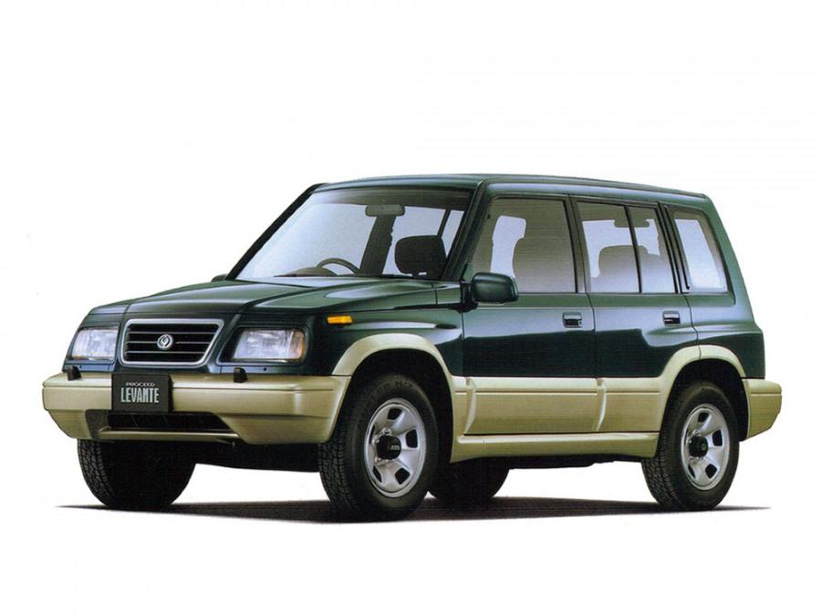 Mazda Proceed Levante внедорожник 5-дв., 1 поколение - отзывы, фото и характеристики на Car.ru