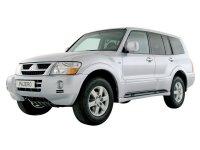 Mitsubishi Pajero, 3 поколение [рестайлинг], Внедорожник 5-дв., 2003–2006