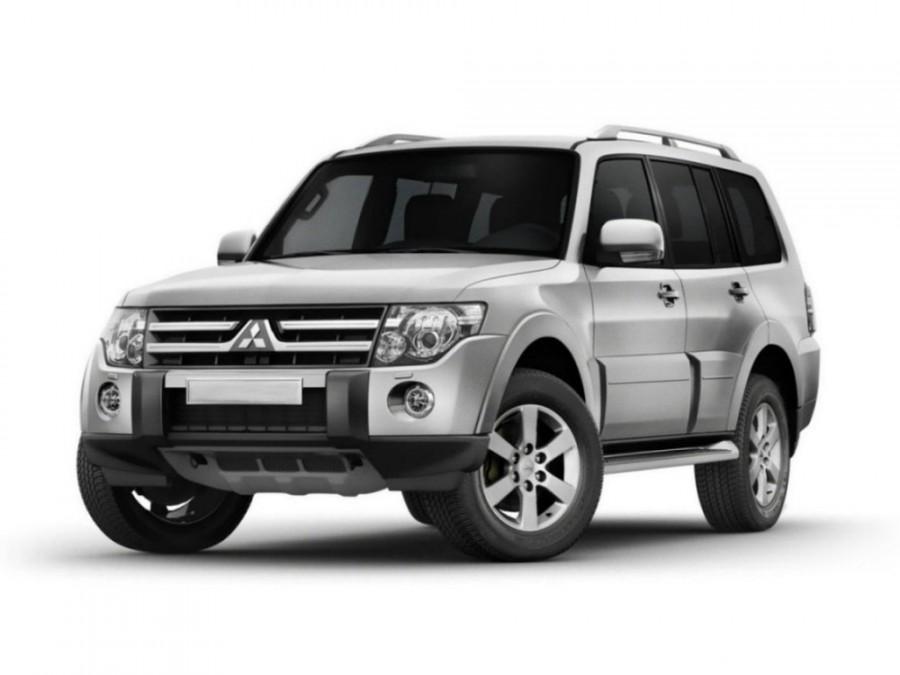 Mitsubishi Pajero внедорожник 5-дв., 2006–2011, 4 поколение - отзывы, фото и характеристики на Car.ru