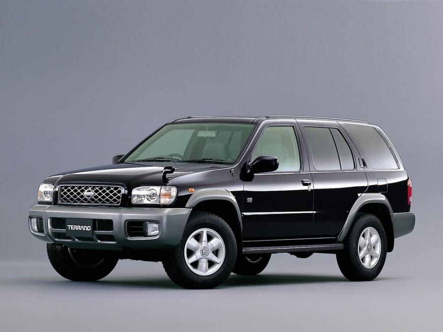 Nissan Terrano Limited Edition внедорожник 5-дв., 1996–2004, JR50 - отзывы, фото и характеристики на Car.ru