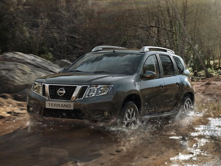 Nissan Terrano, Белово