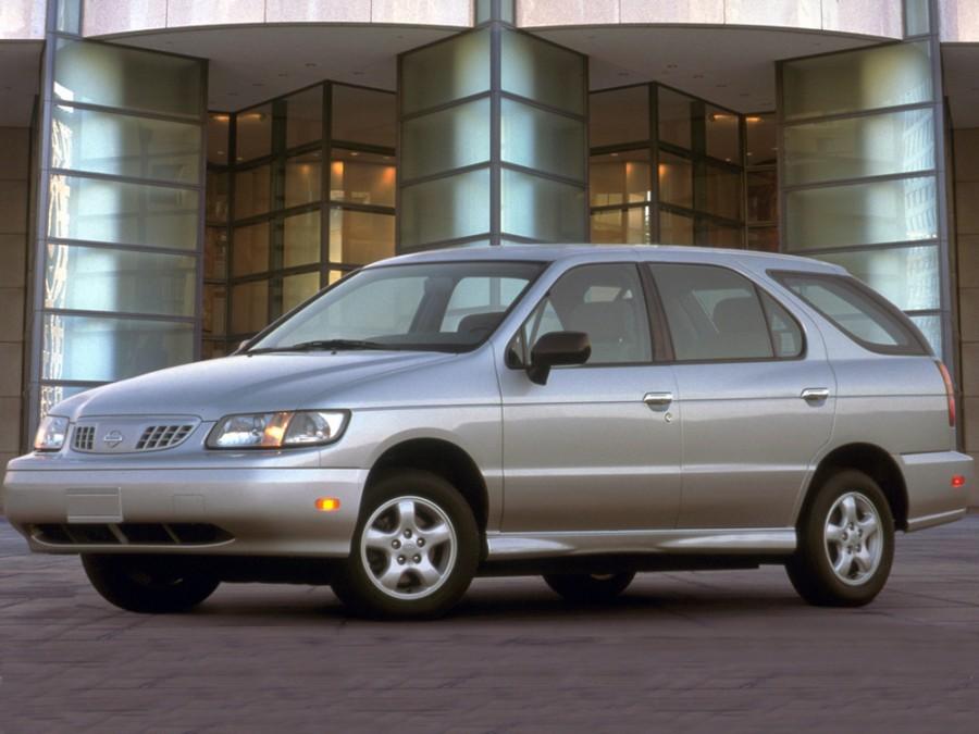 Nissan Altra минивэн, 1 поколение - отзывы, фото и характеристики на Car.ru