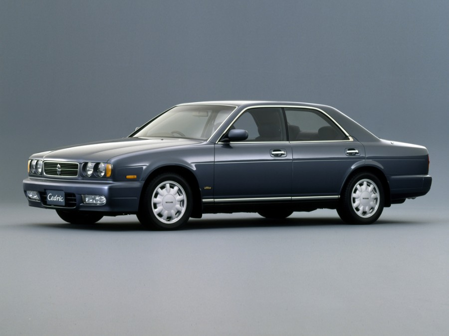 Nissan Cedric Gran Tourismo хардтоп 4-дв., 1991–1995, Y32 - отзывы, фото и характеристики на Car.ru