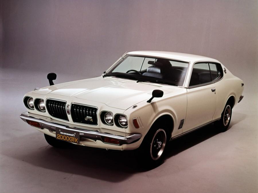 Nissan Bluebird 2000 GT хардтоп 2-дв., 1973–1976, 610 [рестайлинг] - отзывы, фото и характеристики на Car.ru