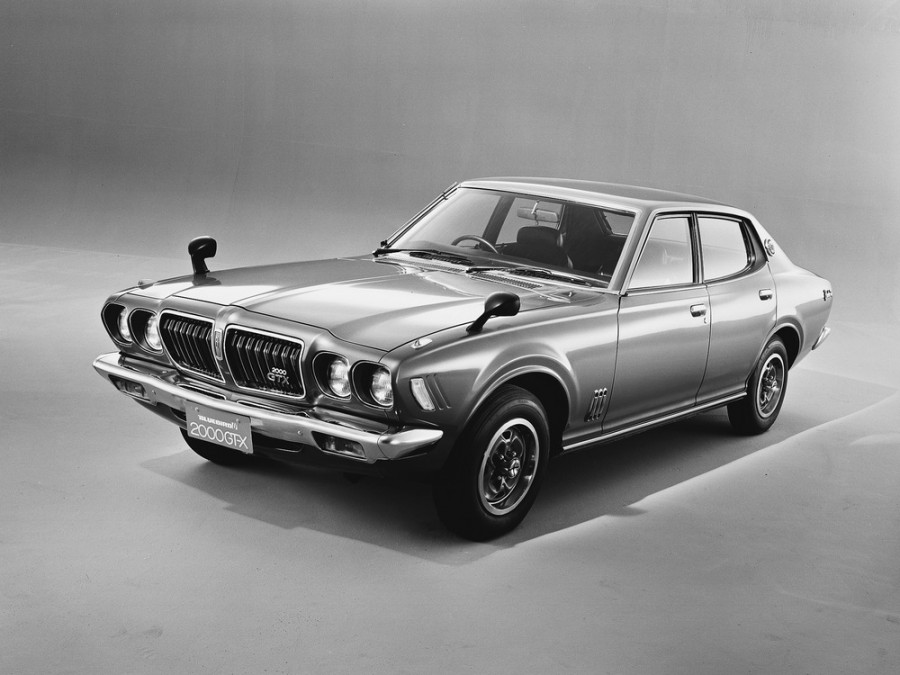 Nissan Bluebird 2000 GT седан 4-дв., 1973–1976, 610 [рестайлинг] - отзывы, фото и характеристики на Car.ru