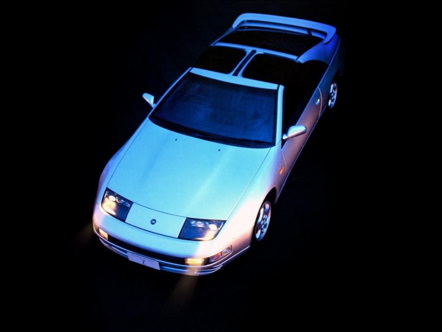 Nissan Fairlady Z 2by2 T-Top тарга 3-дв., 1989–1996, Z32 [рестайлинг] - отзывы, фото и характеристики на Car.ru