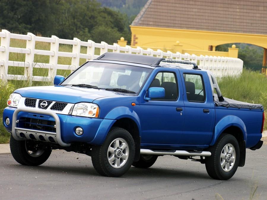 Nissan Hardbody Crew Cab пикап 4-дв., D22 - отзывы, фото и характеристики на Car.ru