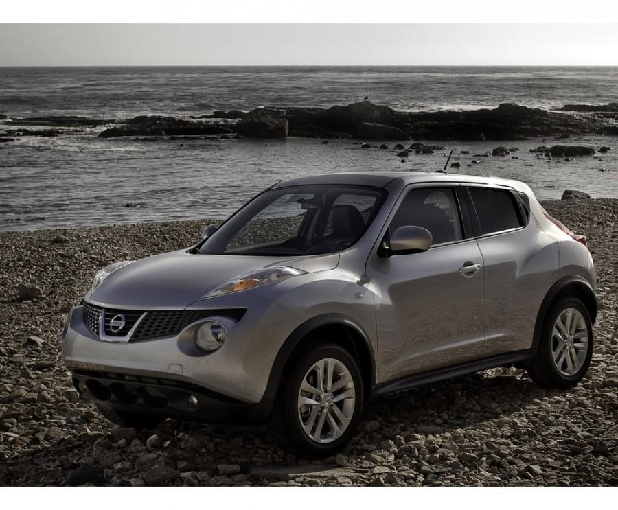 Nissan Juke кроссовер, 2011–2014, YF15 - отзывы, фото и характеристики на Car.ru