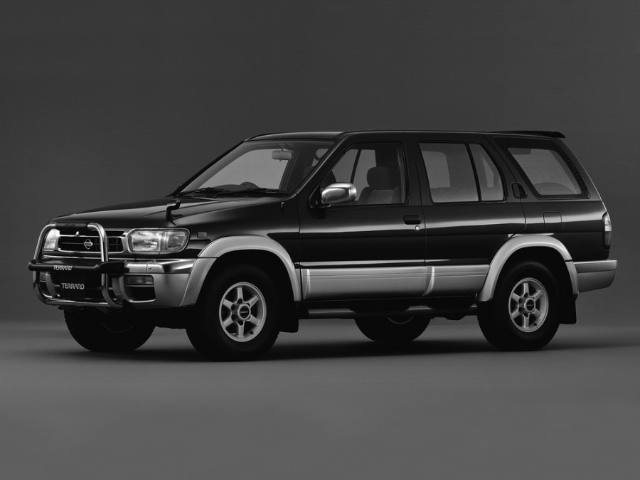 Nissan Terrano Limited Edition внедорожник 5-дв., 1995–2002, R50 - отзывы, фото и характеристики на Car.ru