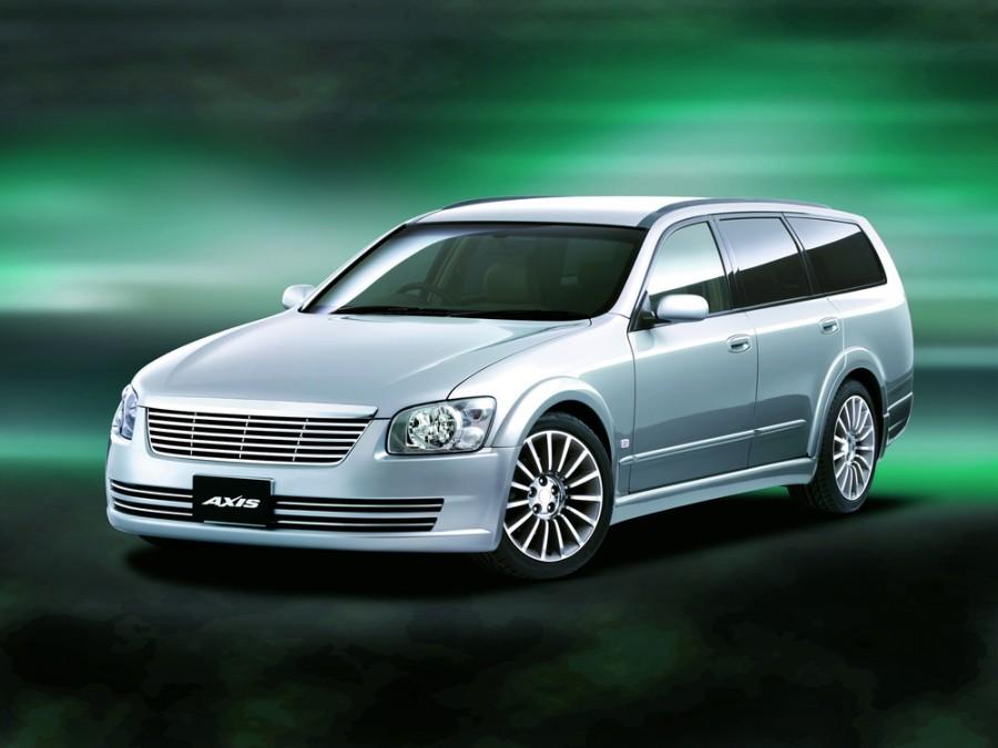 Nissan Stagea Axis универсал 5-дв., 2001–2004, M35 - отзывы, фото и характеристики на Car.ru