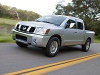 Nissan Titan, 1 поколение, Crew cab пикап 4-дв., 2004–2016