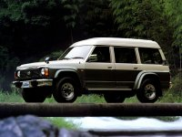 Nissan Safari, 161, Station wagon high roof внедорожник 5-дв., 1987–1997