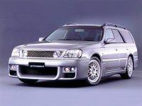 Nissan Stagea, WC34 [рестайлинг], Autech универсал 5-дв., 1998–2001