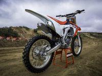 смена масла кроссового Мотоцикла хонда crf250r #11