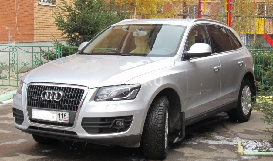 Audi Q5, Альметьевск