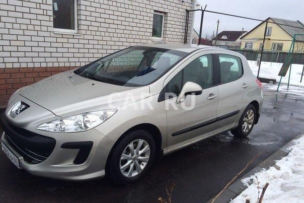 Peugeot 308, Балашов