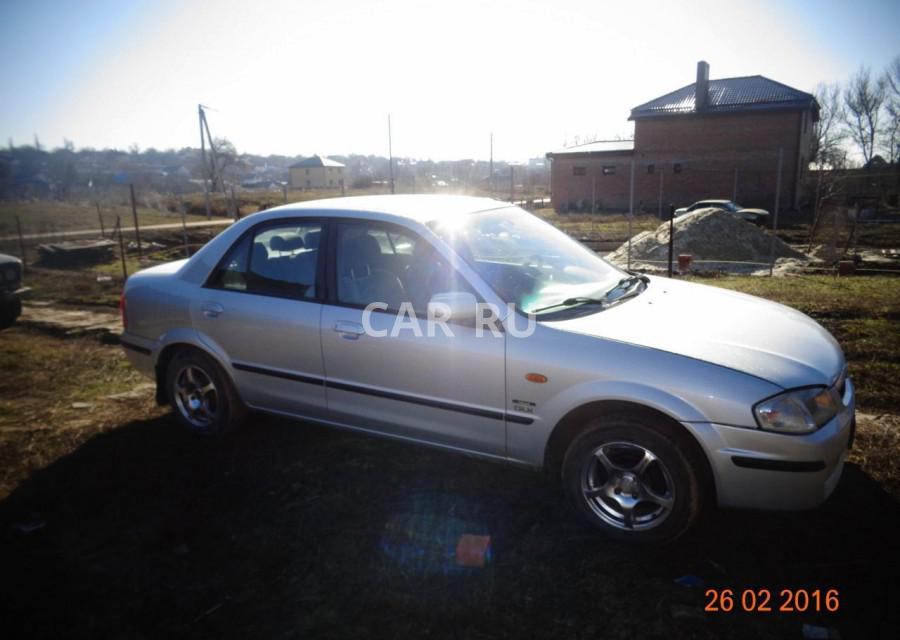 Mazda 323, Аксай