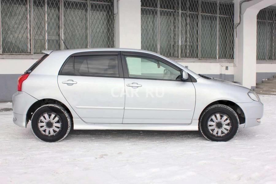 Toyota Corolla Runx, Барнаул
