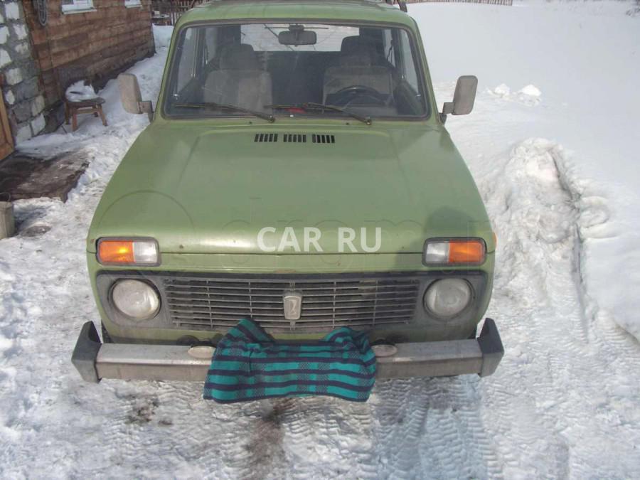 Lada 2121, Белово