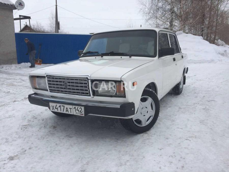 Lada 2107, Анжеро-Судженск
