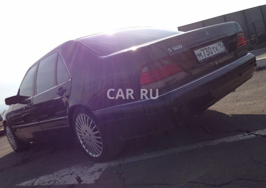 Mercedes S-Class, Ардон