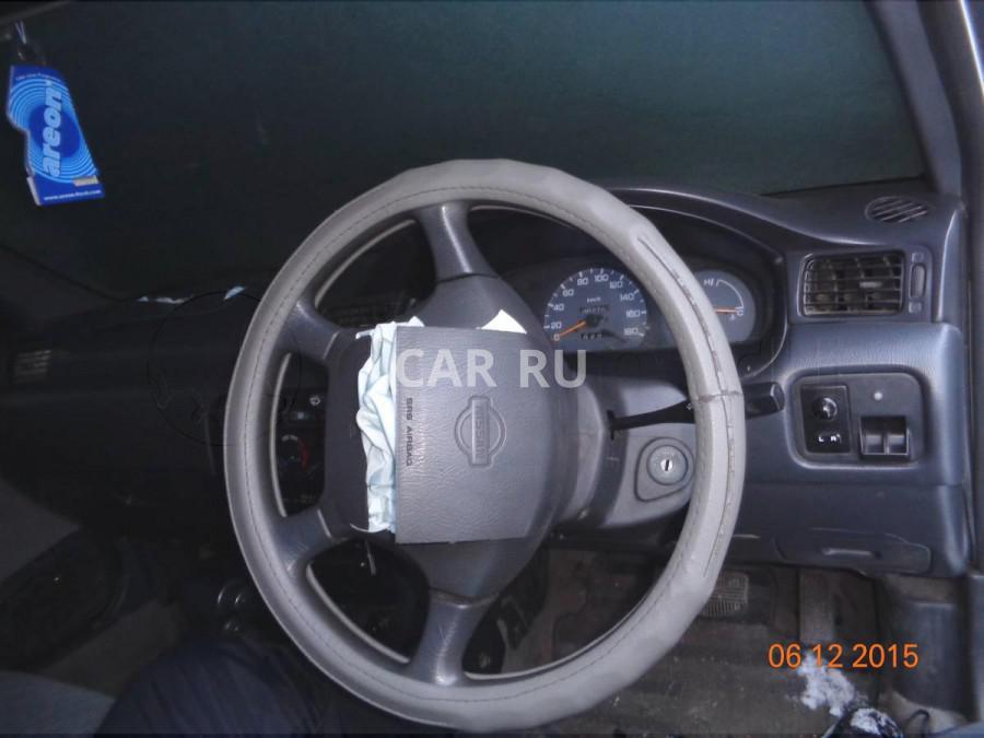 Nissan Lucino, Барабинск