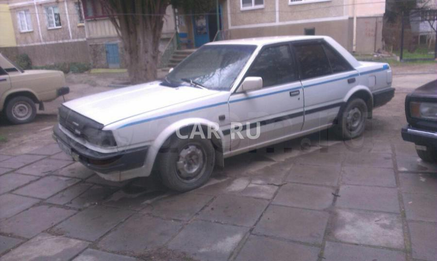 Nissan Bluebird, Алушта