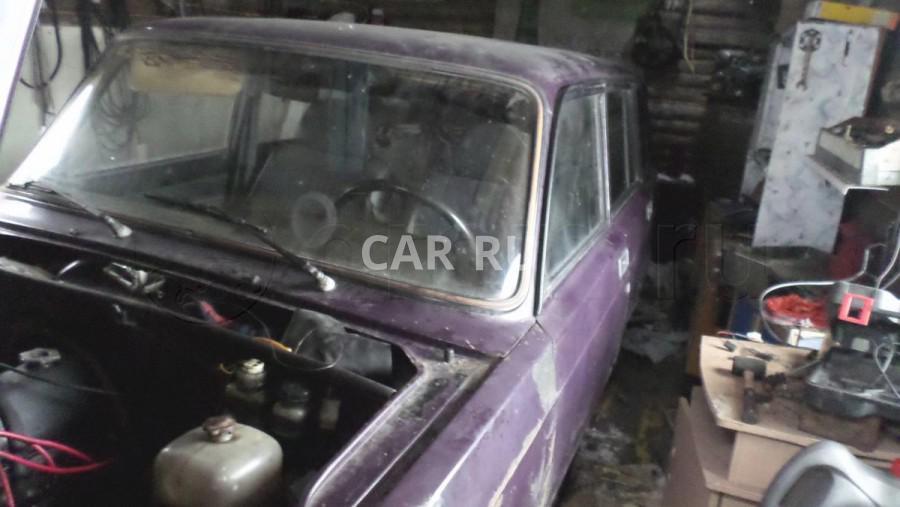 Lada 2104, Барабинск