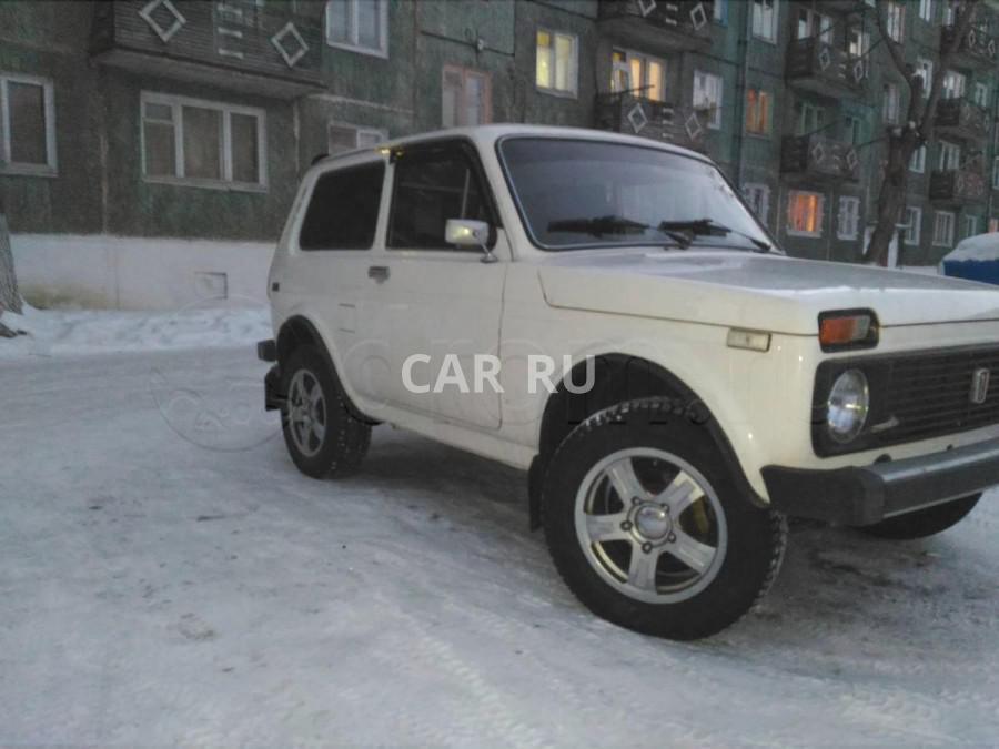 Lada 2121, Алейск