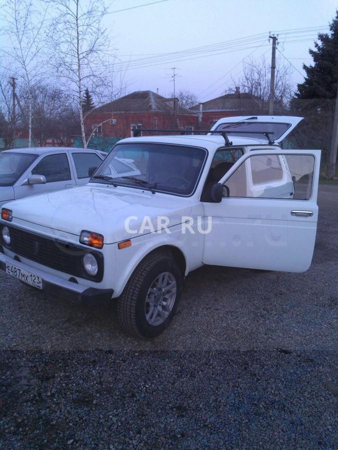 Lada 2121, Армавир