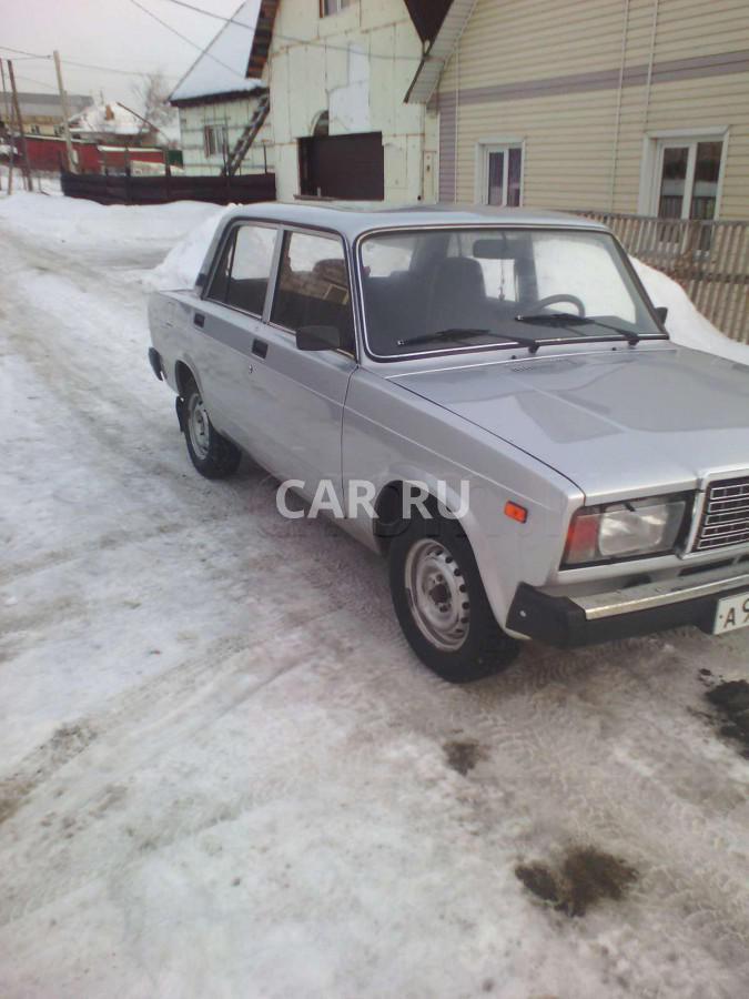 Lada 2107, Барнаул
