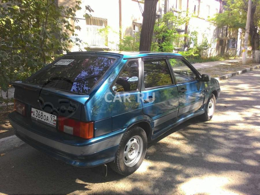 Lada 2114, Алушта