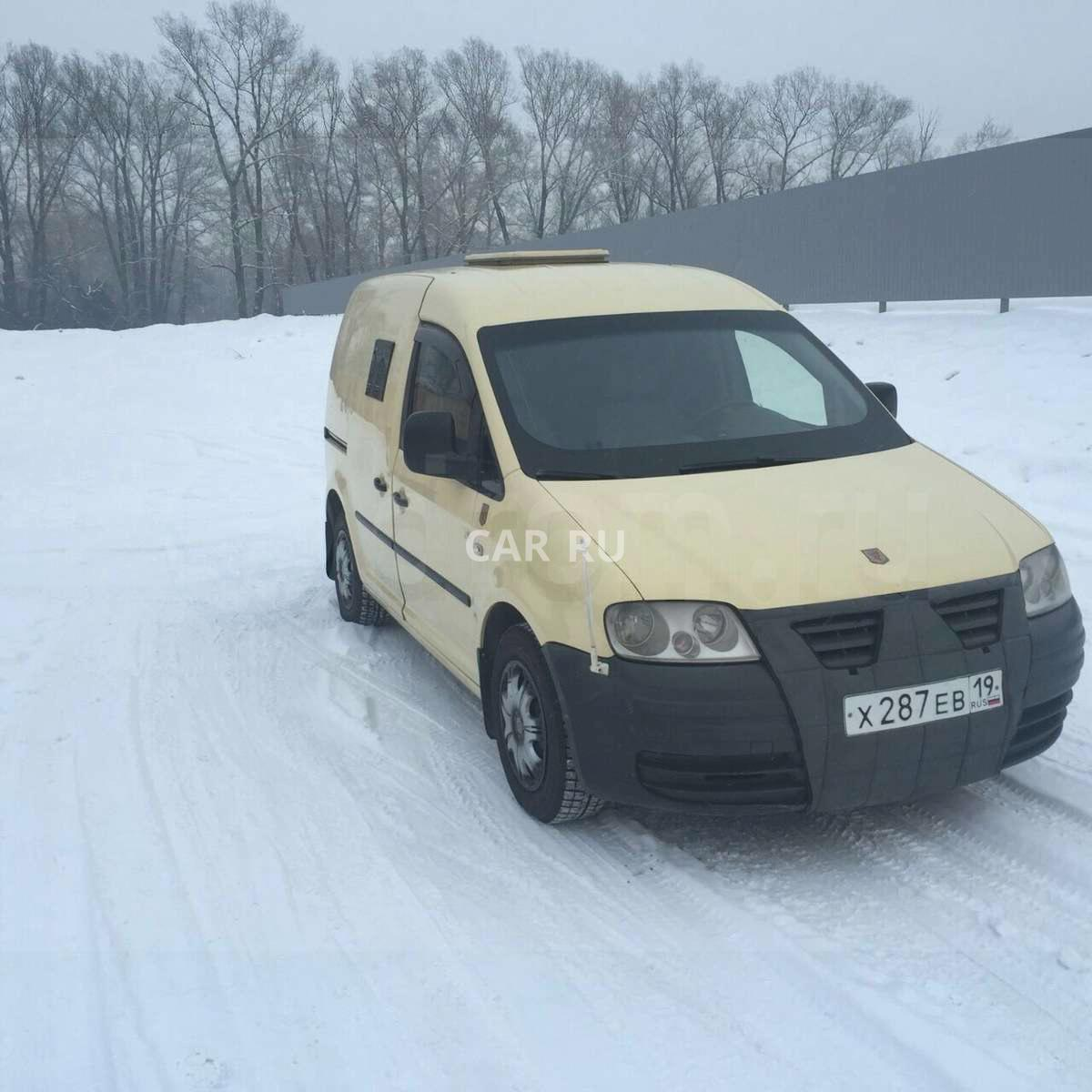Volkswagen Caddy, Абакан
