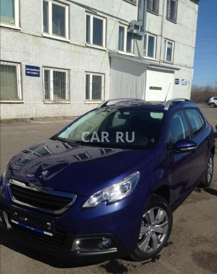 Peugeot 2008, Архангельск