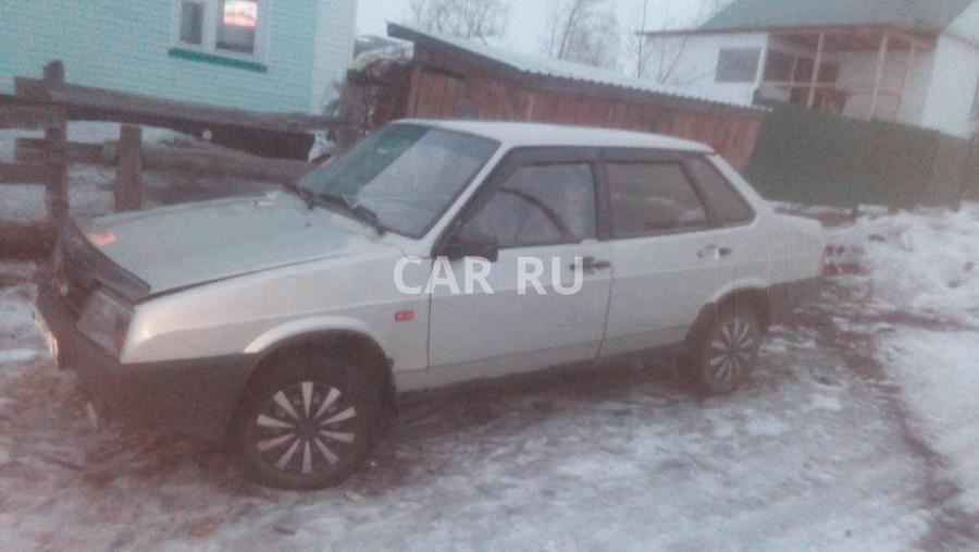 Лада 21099, Алтайское