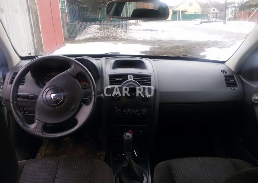 Renault Megane, Аткарск