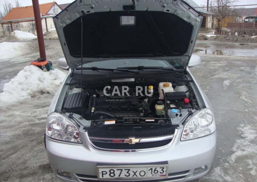 Chevrolet Lacetti, Безенчук