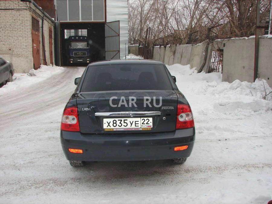 Lada Priora, Барнаул