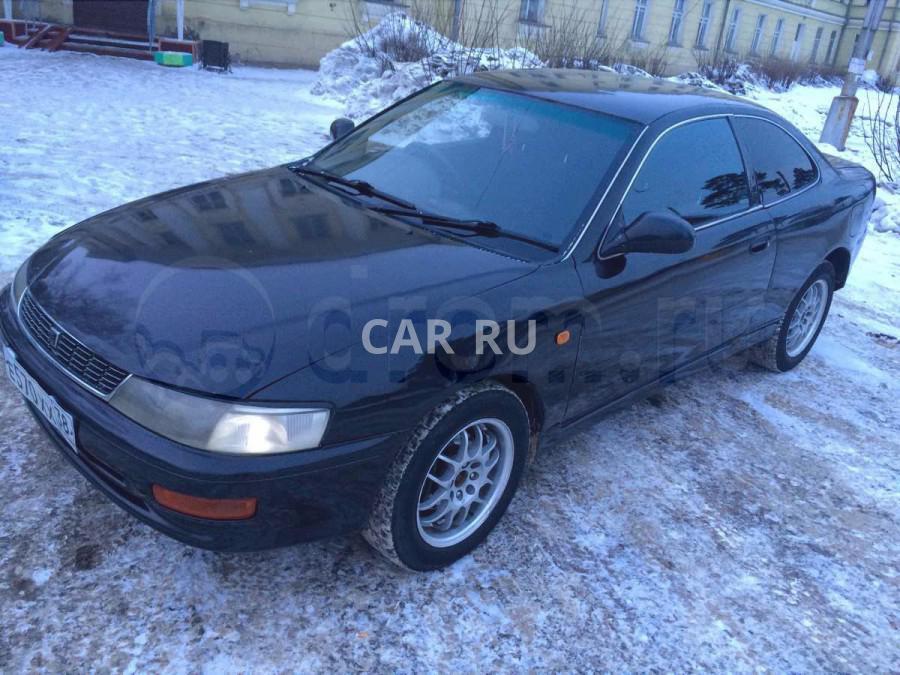Toyota Corolla Levin, Ангарск