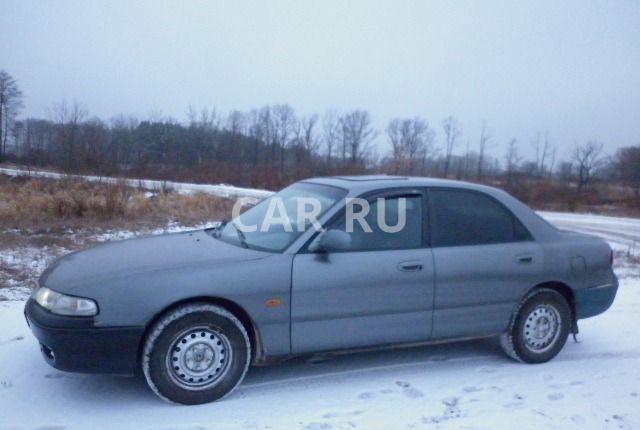 Mazda 626, Белая Березка