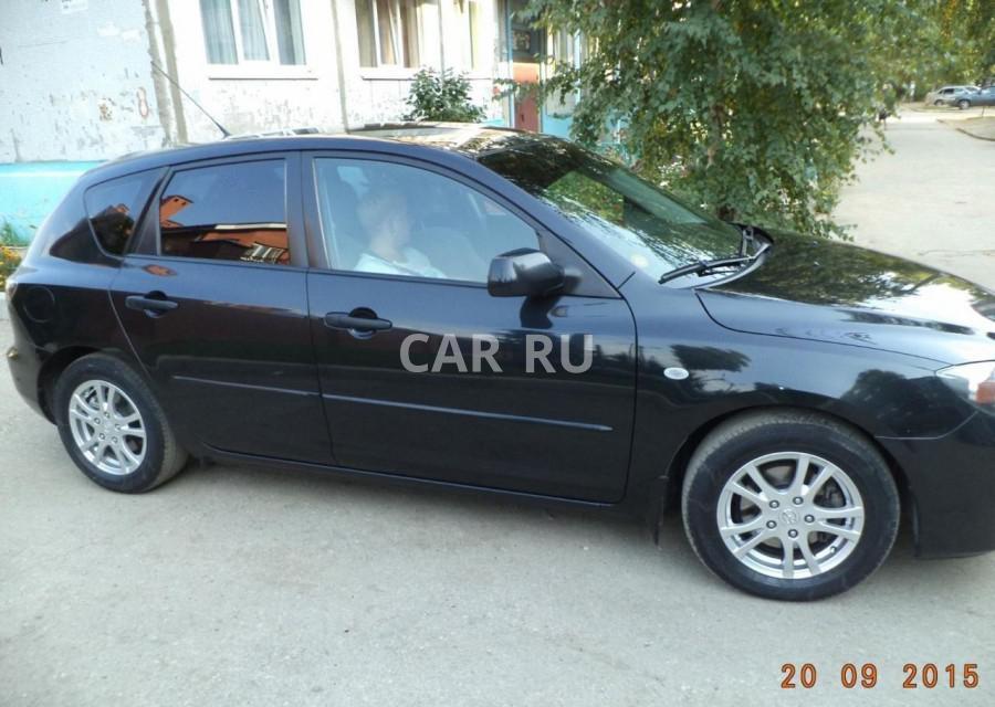 Mazda 3, Балаково