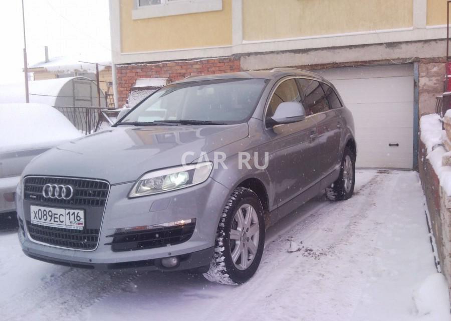 Audi Q7, Альметьевск