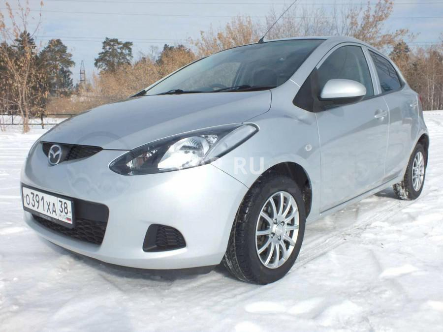 Mazda Demio, Ангарск